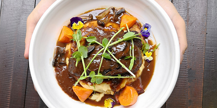 Slow Cooked Beef Cheek from Botanist in Tanjong Pagar, Singapore