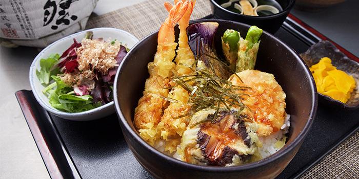 Salmon Skin Salad from ToriYard in Bishan, Singapore