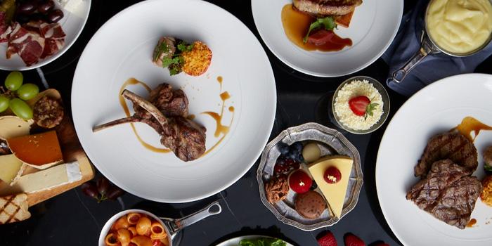 Signature Dishes from Marriott Hotel, Sukhumvit Soi 57, Wattana, Bangkok