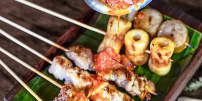 Dish 2 at Holywings, Pantai Indah Kapuk