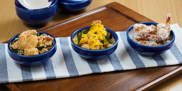 Dish 2 at FuFuFu, Serpong