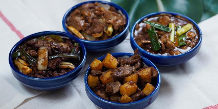 Dish 3 at FuFuFu, Serpong