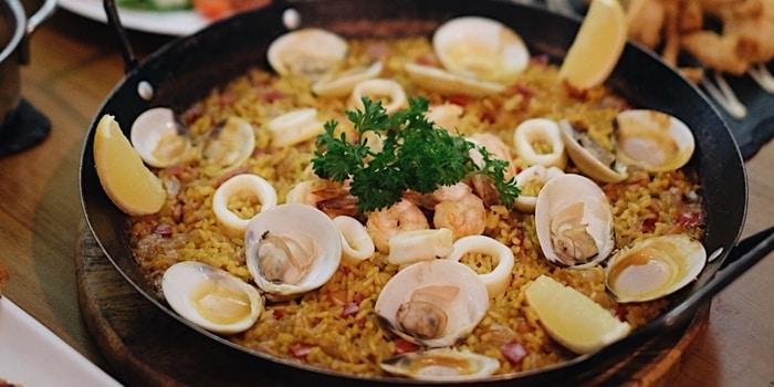 Dish 4 at Gastromaquia