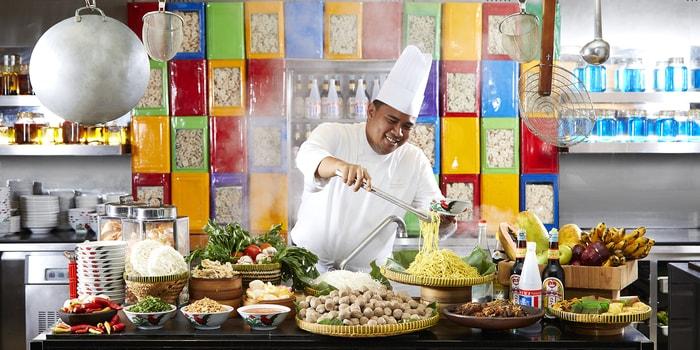 Dish 7 at Shangri-La Hotel