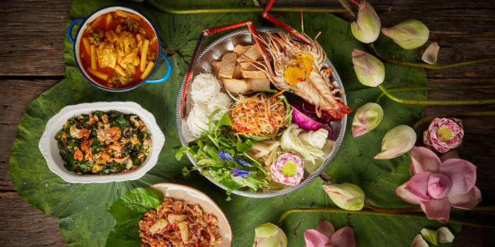 Signature Dishes from Rongse at 248 Chieng Mai Road Khlong San, Bangkok