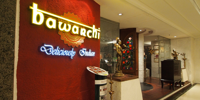 BAWARCHI INDIAN RESTAURANT, CHIDLOM