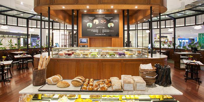 Interior 3 at Union Cafe, Senayan City