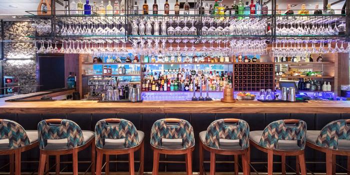 Bar, Wooloomooloo Prime, Tsim Sha Tsui, Hong Kong