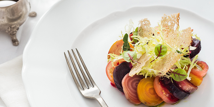 Beetroot  from The White Rabbit serving Modern European cuisine in Dempsey, Singapore