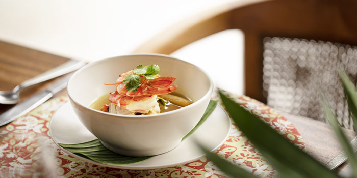 Seafood Soup from Kemiri Restaurant at Ubud, Bali