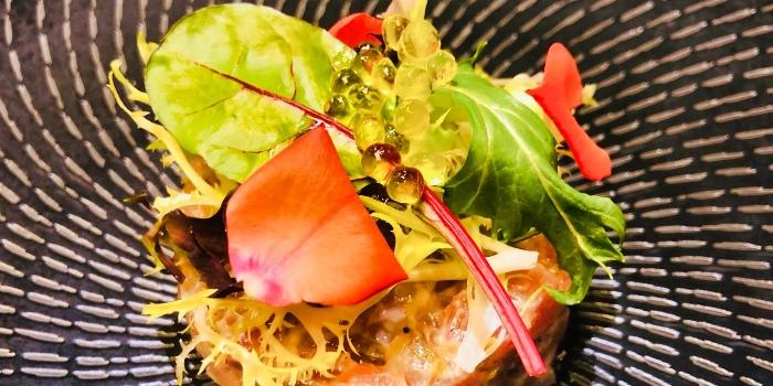 Tuna Tartare from ALBA 1836 Italian Restaurant in Duxton, Singapore