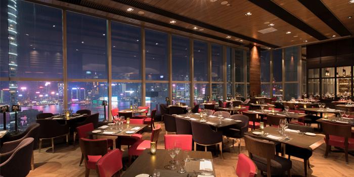 Dining Area, Wooloomooloo Prime, Tsim Sha Tsui, Hong Kong