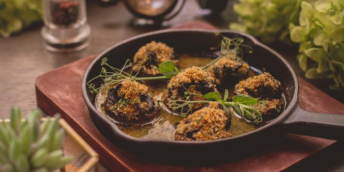 Escargot at Cassis Kitchen, Jakarta
