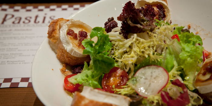 Goat Cheese Salad, Pastis French Bistro, Central, Hong Kong