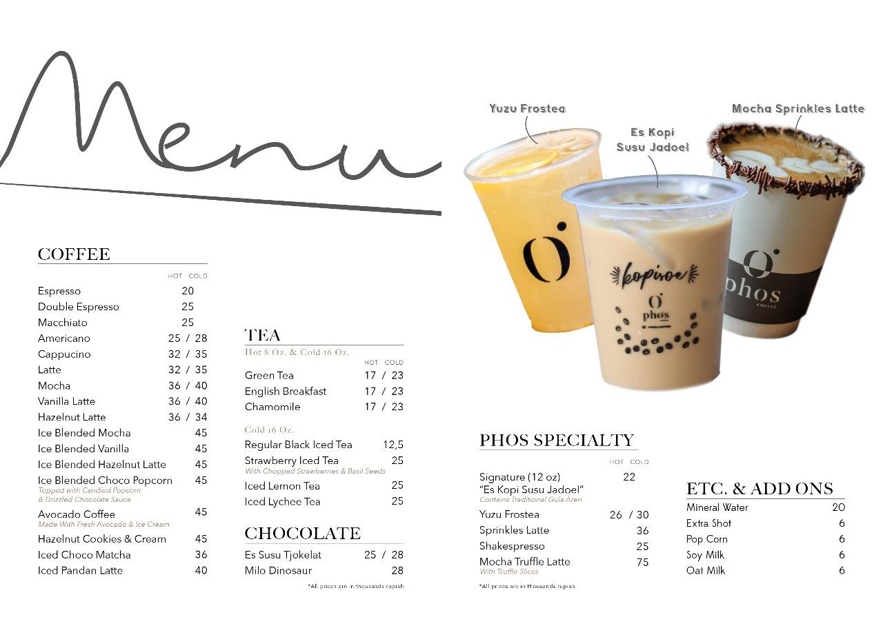 Central Jakarta Makarimshirt Coklat Susu Food Menu Beverage