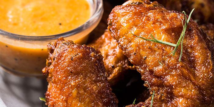 Mafia Wings from Al Capone's Sports Bar + Dining at Kallang Wave Mall in Kallang, Singapore