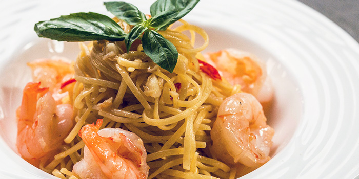 Seafood Pasta from Al Capone's Sports Bar + Dining at Kallang Wave Mall in Kallang, Singapore