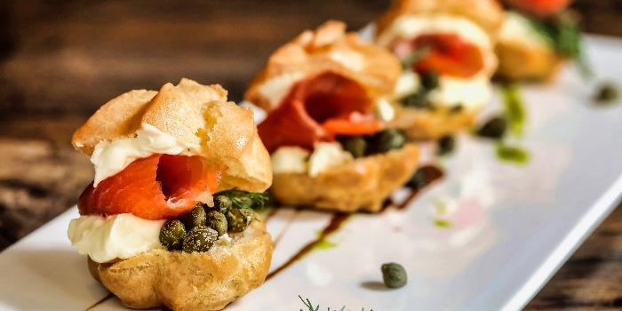 Delicias de Salmon from Cuba Libre Cafe & Bar (Frasers Tower) in Tanjong Pagar, Singapore