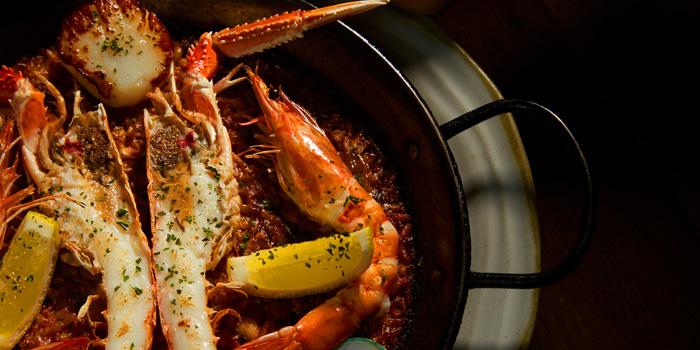 Seafood Paella from Thyme Eatery & Bar at 411/2 Nang Linchi Rd Chong Nonsri Yannawa, Bangkok