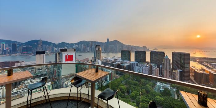 Terrace, Wooloomooloo Prime, Tsim Sha Tsui, Hong Kong