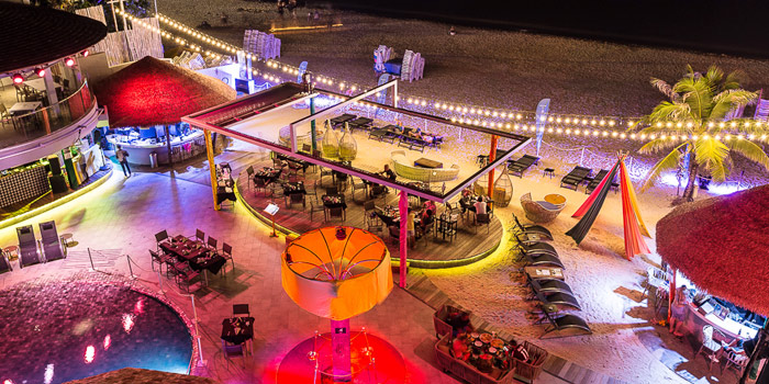 Kudo Beach Club & Italian Restaurant