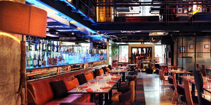 Ambience from Party House One at Siam@Siam Design Hotel Bangkok 865 Rama 1 Road Wang Mai, Patumwan Bangkok