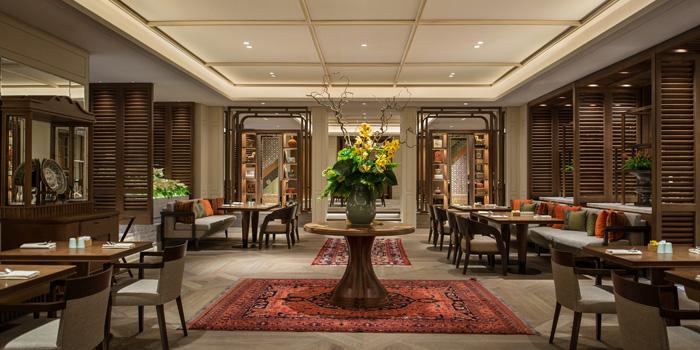 Gallery at Grand Cafe, Grand Hyatt