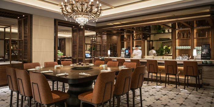 Parlour Area at Grand Cafe, Grand Hyatt