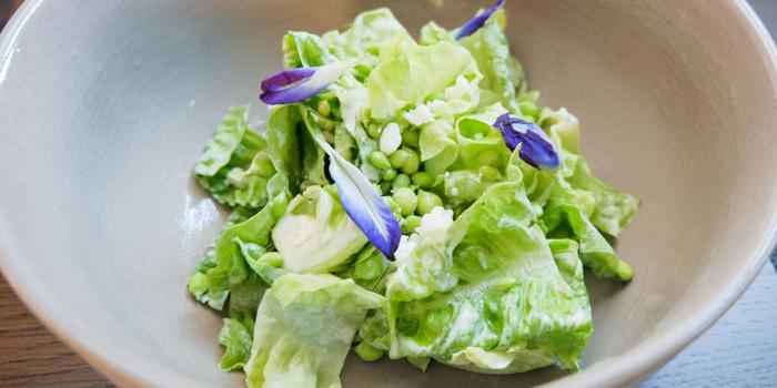 Green Salad from CHAR Bangkok at Hotel Indigo Bangkok Wireless Road, Bangkok