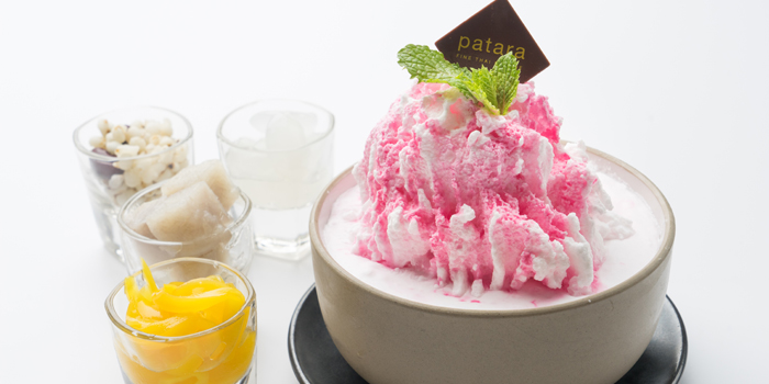 Dessert Dishes from Patara fine Thai cuisine at 375 Thonglor Soi19 Sukhumvit Soi55 Khlong Tan Nuea Bangkok