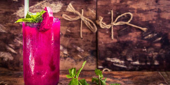 Drinks Menu at La Brisa, Bali