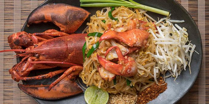 Lobster Pad Thai, Koh Thai, Wan Chai, Hong Kong