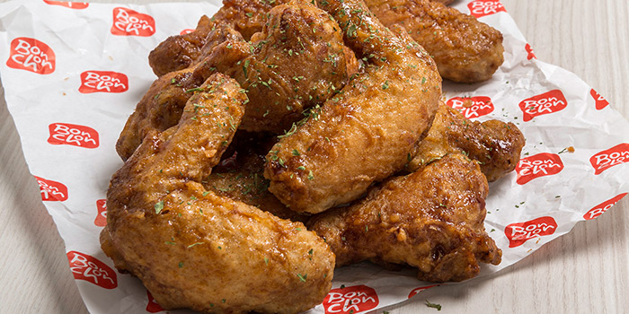 Original Recipe Chicken Wings from Bonchon (Boat Quay) in Boat Quay, Singapore