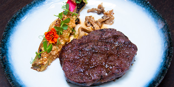 Ribeye Steak from 63Celsius (Asia Square) in Asia Square in Raffles Place, Singapore