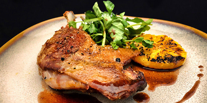 Duck Confit from FrapasBar by Saveur in Tampines, Singapore