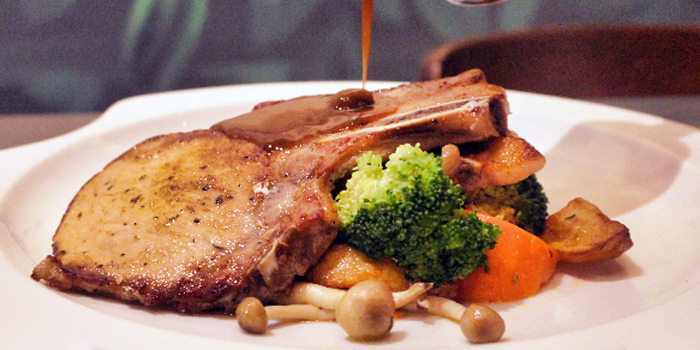 Cinghiale from Gustoso Ristorante Italiano in Seletar, Singapore
