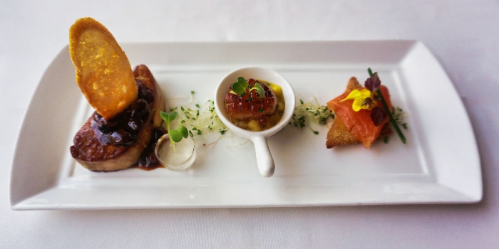 Appetizers from from Lawry