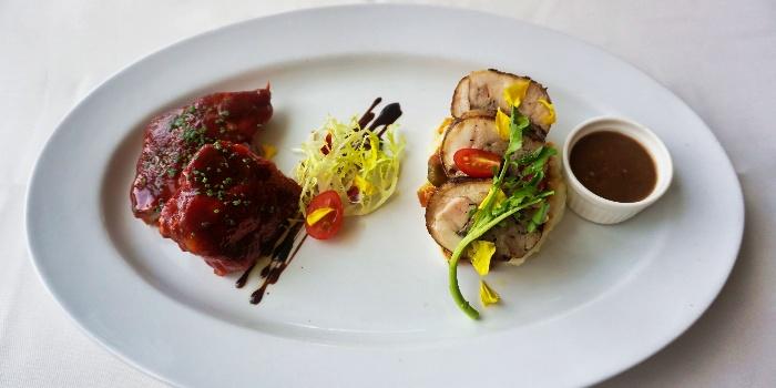 BBQ Pork & Chicken from Lawry