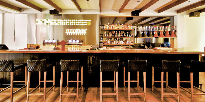 Bar Area of RedDot BrewHouse @ Boat Quay in Boat Quay, Singapore