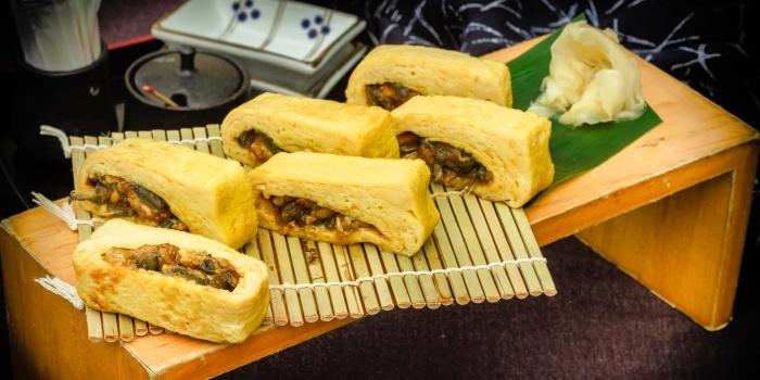 Japanese Omelette from Unagiya Ichinoji Dining (Suntec City) at Suntec City Mall in Promenade, Singapore