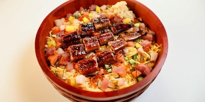 Unagi Bowl from Unagiya Ichinoji Dining (Suntec City) at Suntec City Mall in Promenade, Singapore