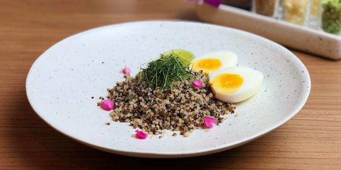 Southern Quinoa Salad from A lot of love at LG Floor Eight Thonhlor Khlong Tan Nuea, Watthana Bangkok