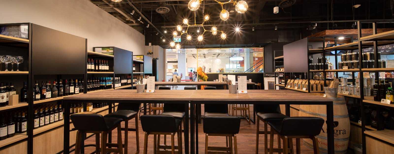 MORETTINO CAFE, TANJONG PAGAR