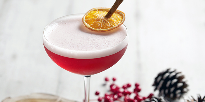 Under the Mistletoe (1-31 Dec) from Bar Canary in Grand Park Hotel in Orchard, Singapore