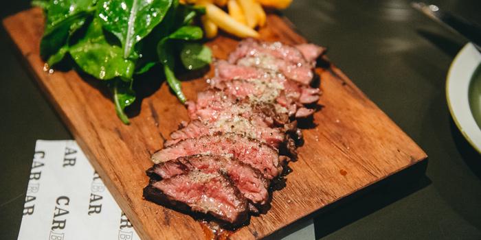 Grilled Steak from CarBar at 72 Courtyard, Sukhumvit 55 Thonglor, Bangkok