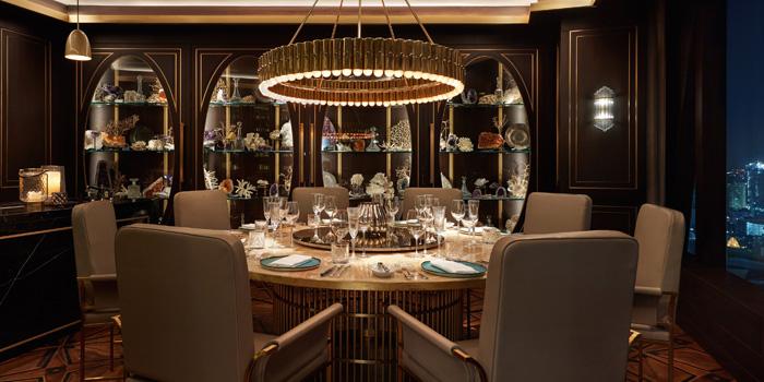 Private Chef Table of The Penthouse Grill at Park Hyatt Bangkok, Bangkok