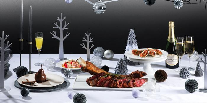 Hong Kong Christmas Guide Mirage Bar & Restaurant