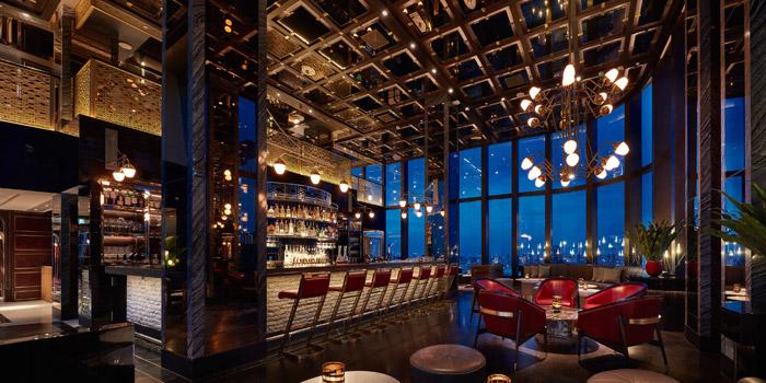 Ambience from The Penthouse Grill at Park Hyatt Bangkok, Bangkok
