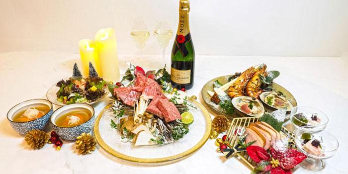 Hong Kong Christmas Guide Nice Yakiniku & Fine Wine
