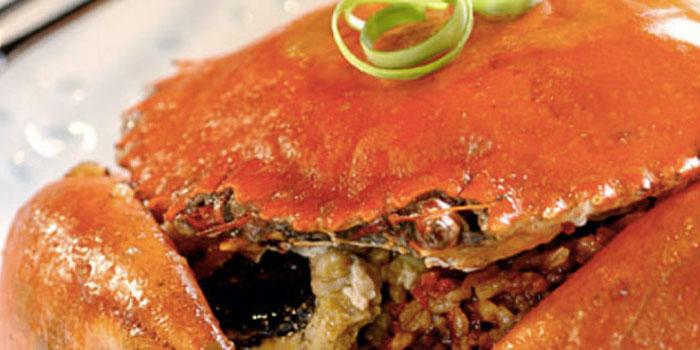 Crab at Grand Shanghai at King